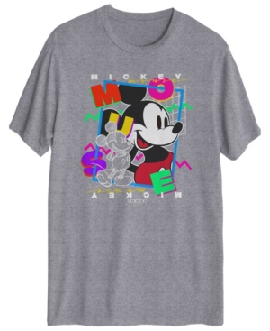 Men's Mouse Vibes Short Sleeve Graphic T-shirt