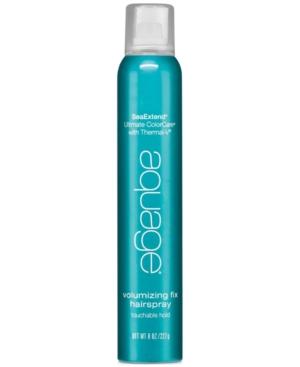 SeaExtend Volumizing Fix Hairspray
