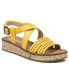 Earlybird Flatform Sandals