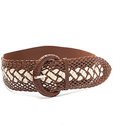 Braided Stretch Belt, Created for Macy's