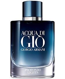 Men's Acqua di Giò Profondo Lights Eau de Parfum Spray, 2.5-oz.