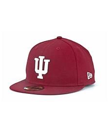 Indiana Hoosiers 59FIFTY Cap