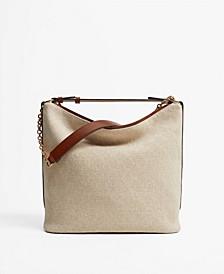 Chain Jacquard Bag