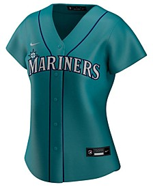 Women's Seattle Mariners Official Replica Jersey