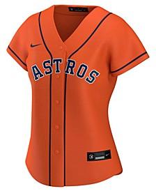 Women's Houston Astros Official Replica Jersey