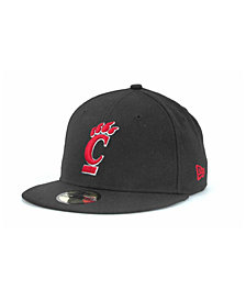 New Era Cincinnati Bearcats 59FIFTY Cap