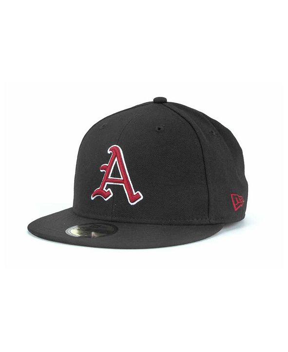 New Era Arkansas Razorbacks 59FIFTY Cap