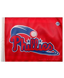 Rico Industries  Philadelphia Phillies Car Flag