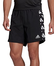 Men's Aeroready Own The Run Celebration Shorts