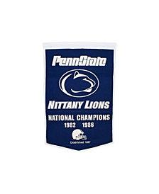 Winning Streak Penn State Nittany Lions Dynasty Banner