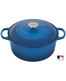 MLB™ Chicago Cubs™ 7.25-Qt. Round Dutch Oven