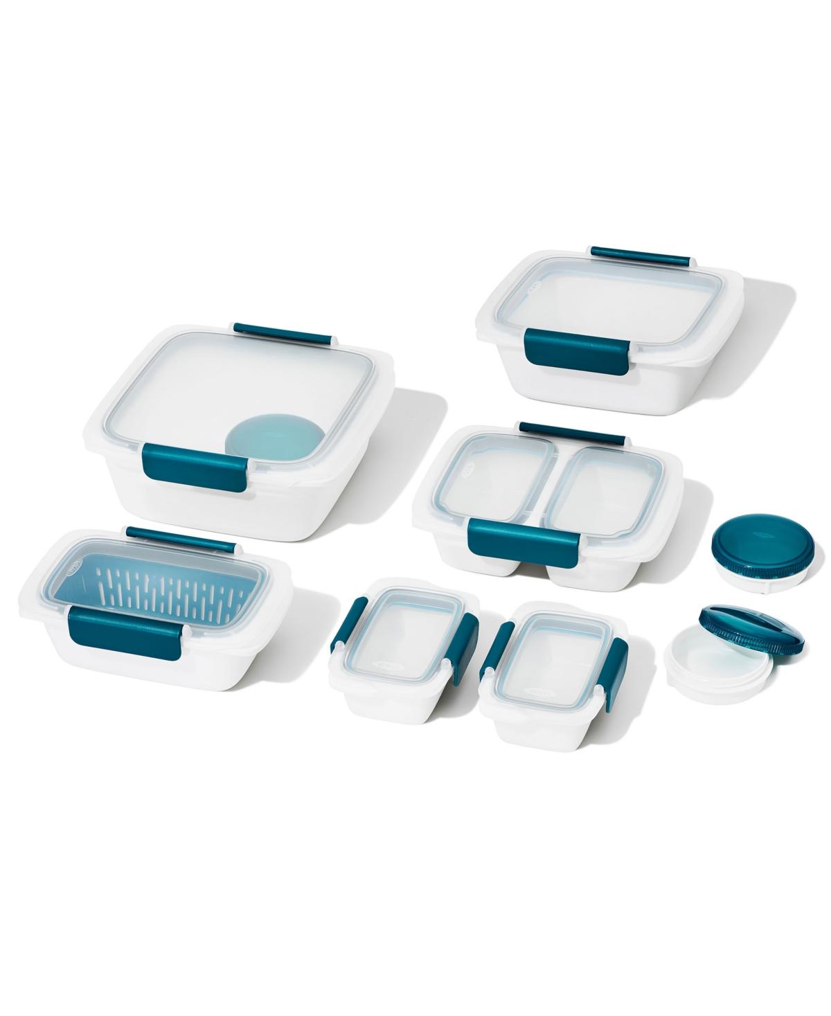 Oxo Prep & Go Food Storage Container 20-Pc. Set