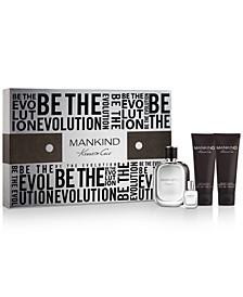 Men's 4-Pc. Mankind Eau de Toilette Gift Set