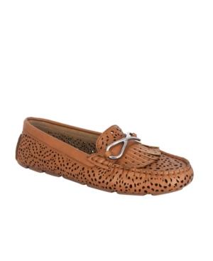 Women's Cassie Laser Cut Memory Foam Loafer Women's Shoes