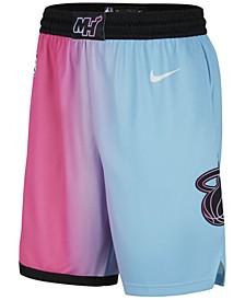 Miami Heat Men's City Edition Swingman Shorts