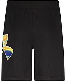 Little Boys Multi-Logo Summer Daze Pull-on Shorts