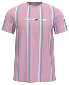 Tommy Hilfiger Men's Pastel Capsule Striped T-Shirt