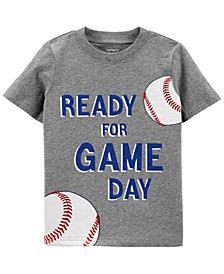 Baby Boys Game Day Knit T-shirt