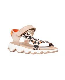 Little Girls Stella Webbing Sandals