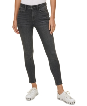 Delancy High-Rise Ankle Jeans