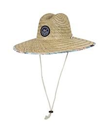 Boat Life Straw Hat