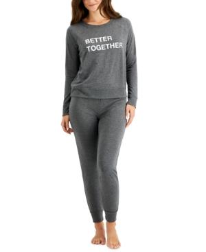 Better Together Pajama Set