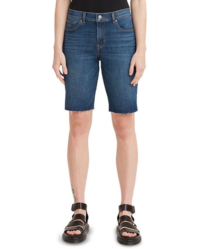 Levi's - Denim Bermuda Shorts
