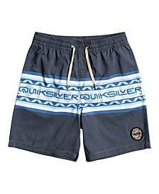 Big Boys Sun Faded Volley 15 Board Shorts