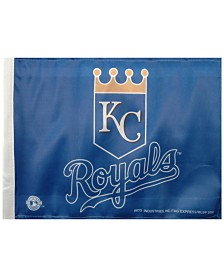 Rico Industries  Kansas City Royals Car Flag