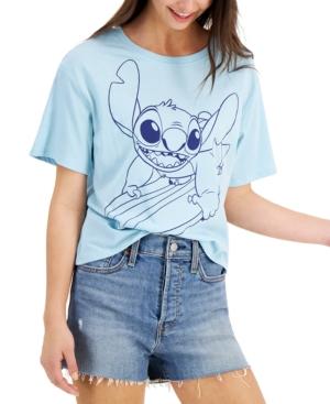 Juniors' Stitch T-Shirt