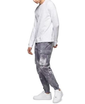 Men's Tie-Dye Cargo Pants