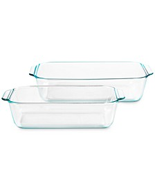 Deep Baking Dishes, Set of 2