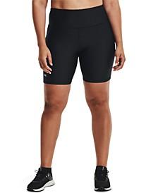 Plus Size HeatGear Armour Bike Shorts