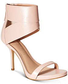 Aminah Abdul Jillil for INC Reem Dress Sandals, Created for Macy's