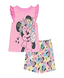 Toddler Girls Two Piece Set