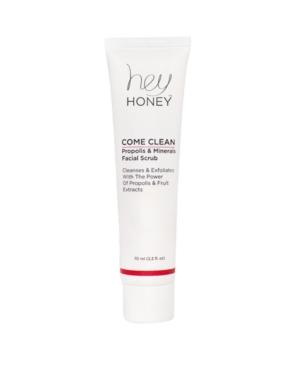 Come Clean Facial Scrub with Propolis Minerals