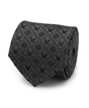 Men's Mickey Mouse Pattern Tie