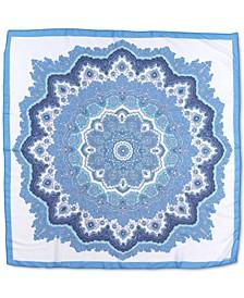 Mandala Square Scarf