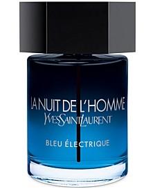 Men's La Nuit de L'Homme Bleu Électrique Eau de Toilette Spray, 2-oz.