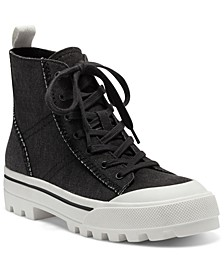 Women's Eisley Lace-Up High-Top Sneakers