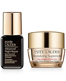 Receive a FREE 2pc Advanced Night Repair and Revitalizing Supreme+ Gift with any $100 Estée Lauder Purchase