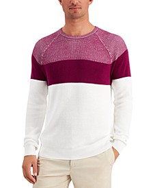 Men's Colorblocked Sweater, Created for Macy's