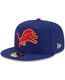 Detroit Lions Americana 59FIFTY Cap