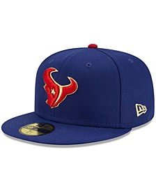 Houston Texans Americana 59FIFTY Cap