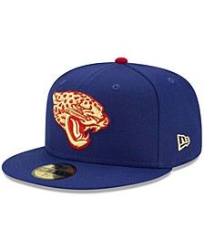 Jacksonville Jaguars Americana 59FIFTY Cap