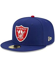 Las Vegas Raiders Americana 59FIFTY Cap