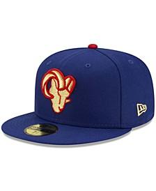 Los Angeles Rams Americana 59FIFTY Cap