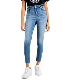 Curvy High-Rise Skinny Jeans