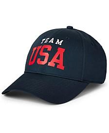 Men's Team USA Twill Ball Cap