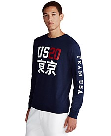 Men's ECOFAST Pure Team USA T-Shirt
